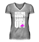 Pferdemotiv T-Shirt Geschenk Pferdeliebe