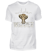wilder Widder Mufflon