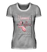Flamingos sind die neuen Faultiere Geschenk