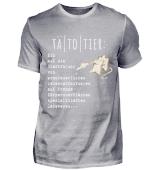 Tätotier Tätowier das Tattoo Viech Geschenk