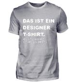 echtes Designer-Shirt