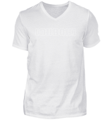 Font Rim Shirt | V-Neck