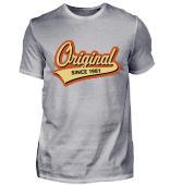 Original Since 1981 (Geburtsjahr, Geburtstag) 3C