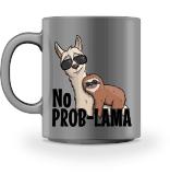 No Problama lässiges Lama und Faultier
