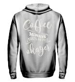 Coffee make me okayer Kaffee Geschenk