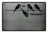 be different Spatz Fussmatte