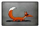 Mr Fuchs | Foxy Fuchsige Fussmatte
