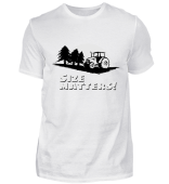 Tractor size matters forestry farmer
