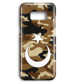 Kamuflaj Türk Bayragi Samsung Model4