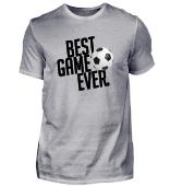 FUSSBALL . BEST GAME EVER Sport Geschenk