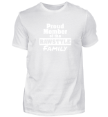 Proud Member of The Rawstyle Family