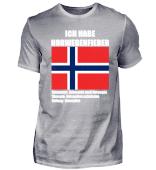Ich habe Norwegenfieber