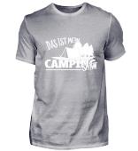 Das ist mein Camping Shirt Zelt Geschenk