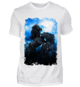 Friesen Hengste Pferde T-Shirt