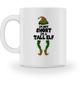 Elf Cup Cups Elves Christmas XMAS Gift