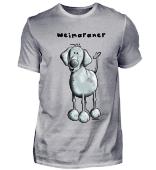 Happy Weimaraner - Hund - Dog