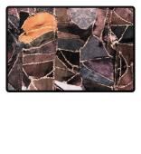 leather patchwork PRINT DESIGN