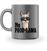 No Problama lässiges Lama Kein Problem