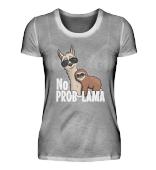 No Prob-Lama Lama & Hipster Faultier Brille