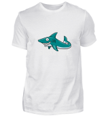 Come To the Shark Side Funny Gift - Hai