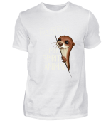 Otterly My Spirit Animal Otter Pun Gift