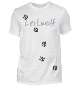 Leitwolf Wolf Partner-Shirt
