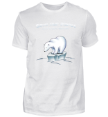 Save our Planet Stop Global Warming Bear