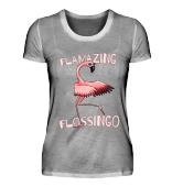 Flamazing Flossingo Flossing Flamingo