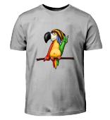 Reggae Papagei Parrot cool music gift