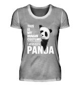 My Human Costume I'm a Panda Bear Gift
