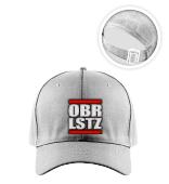 OBRLSTZ - Oberlausitz Basecap mit Stick