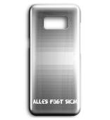 """Smartphone Case """"Alles fügt sich"""" Gelassenheit Vertrauen"""