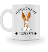 Herrchens Trinknapf Podenco I Tasse