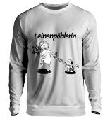 Leinenpöblerin- Sweatshirt