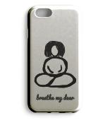 Buddha Woman Meditation Zen Smartphone Case personalisierbar