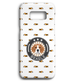 Beagle Samsung Handyhülle Phone Cover