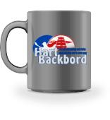 DER Hart Backbord - Becher