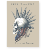 Punk is {not} Dead
