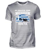 Keine Therapie, nur nach Kreta!