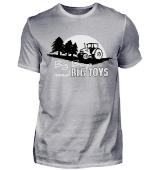 Big Boys Toys Traktor Forstwirt Landwirt