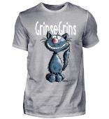 Grinsegrins Katze I Fun Comic Katzen