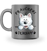 West Highland Terrier Frauchens Tasse