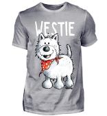Westie Hund I West Highland Terrier