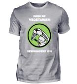 durch Vegetarier verhungern