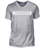 Font Bold Shirt   V-Neck