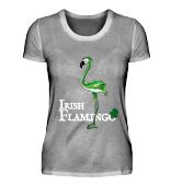 Irish Flamingo St Patricks Day Gift