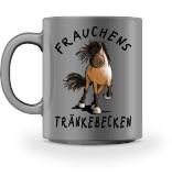 Islandpferd Frauchens Trinknapf MODARTIS