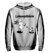 Leinenpöblerin Hoodie & Zip- Hoodie