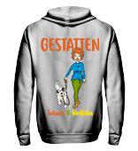 Gestatten; Tutwas- Backprint Hoodie &Sweats., bunt