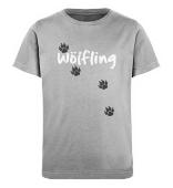 Wölfling Kleiner Wolf | Spuren & Fährte
